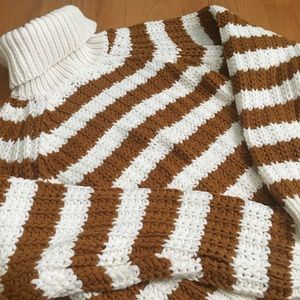 Forever 21 Thick-Knit Turtleneck Sweater